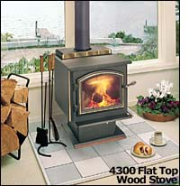 Aladdin Hearth Products Quadrafire Wood Stoves And