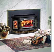 Aladdin Hearth Products - QuadraFire Wood Stoves and ...