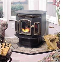 Aladdin Hearth Products Quadrafire Pellet Stoves And